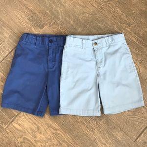 Polo Ralph Lauren set of 2 shorts 6 adjustable